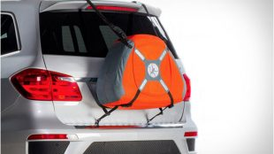 Inflatable Bicycle Carrier – TrunkMonkey